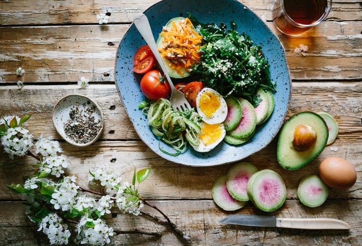 Heart Health Improvement - Healthy Diet